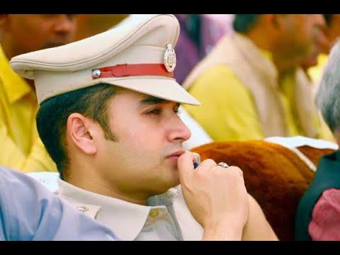 Ips officer male youngest Merin Joseph