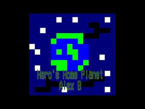 Alex B - Hero's Home Planet