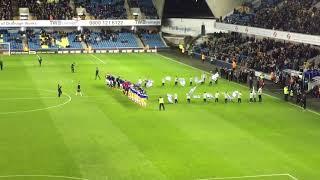 Sky Bet Championship Millwall V Sheffield Wednesday