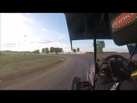 Thunderhill speedway 125/250 heat 2 6/11/16
