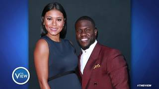 Kevin Hart Says He Never Changed A Diaper | The View