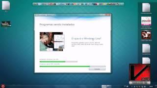 Como baixar e instalar msn 2009. (HD)