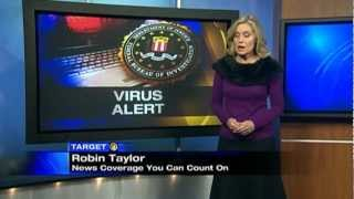 FBI Ransom Computer Virus