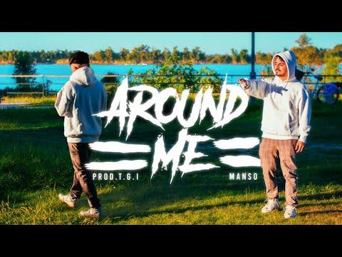 Download Manso - Around me | prod. T.G.I (Shot Estrada)