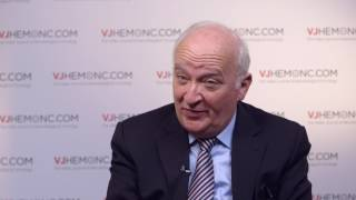 When should we start treatment for relapsed multiple myeloma patients?