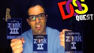 ZORK I The Great Underground Empire REVIEW (actually overview)