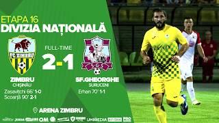 FC Zimbru   FC Sf.Gheorghe 21  Rezumatul Meciului 11 August 2018
