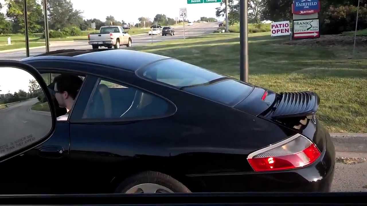 1999 Porsche 911 996 Carrera 2 Gm Ls1 V8 Youtube
