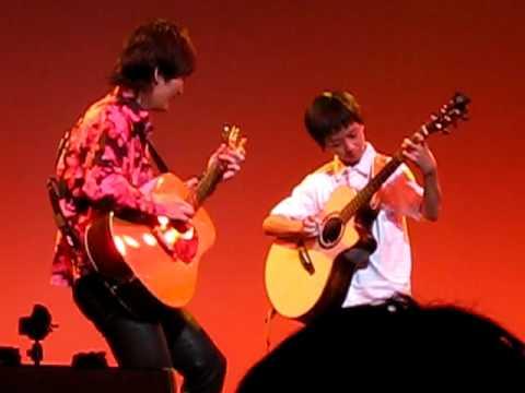 (Kotaro Oshio) Fight - Kotaro Oshio & Sungha Jung
