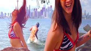 the Flipside - Toronto Island - Trouble in Your Paradise - Calibur
