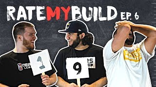 RAMO DROPS OUR LOWEST RATING EVER! - RATE MY BUILD 2K19 EP 06
