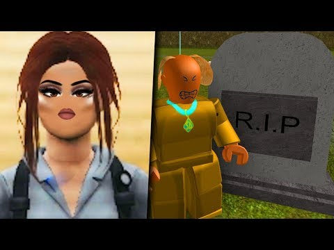 I fell in love with this Roblox girl then she DIED!!!!!!