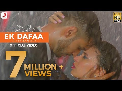 Thumbnail: Ek Dafaa - Arjun Kanungo | Chinnamma | Official Video