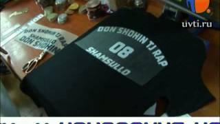 Термопечать на футболках, толстовках, спецодежде флексом , флоком, светоотражающей пленкой  Плоттерн(, 2014-10-13T07:31:09.000Z)