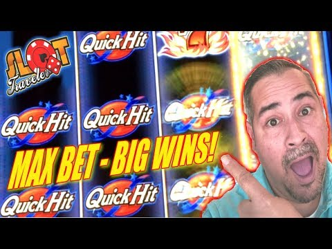 ? BIG WIN HOT GAME ? Quick Hits Jackpots Slot Machine MAX BET! - Slot Traveler - 동영상