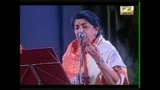 Lata Mangeshkar Live Perfomance