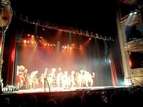 13 el musical (adaptacion) - Rosario, Argentina.