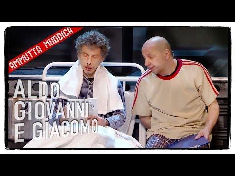 Ospedale (1 di 3) - Ammutta Muddica | Aldo Giovanni e Giacomo