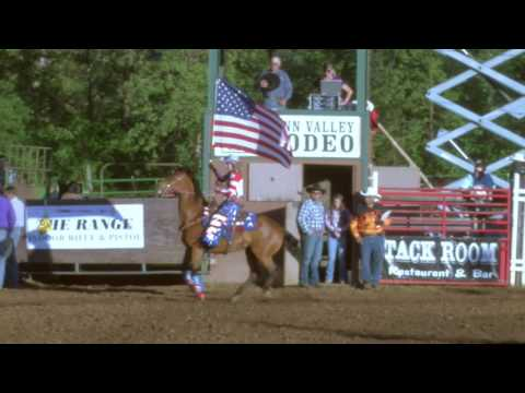 60th Annual Penn Valley Rodeo 5-19-17
