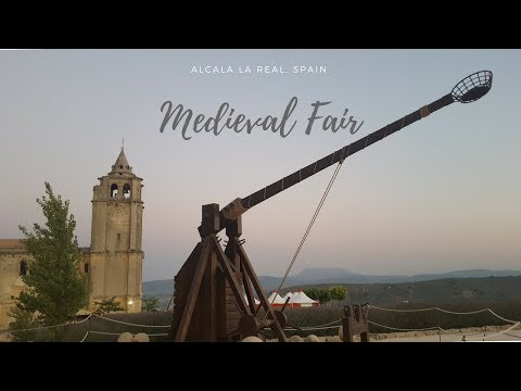 Alcala La Real Medieval Fair - Fortaleza de la Mota | Food Travel & Culture in Spain by Piccavey