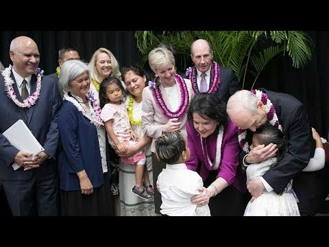 President Nelson Concludes Global Ministry Tour in Hawaii