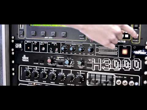 Dytronics Tri Stereo Chorus - Ethereal Landau rack tones