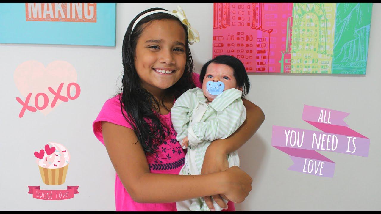 10ee432534 A chegada do meu novo bebê reborn Guilherme! - YouTube