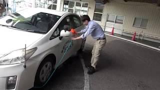 九州合宿免許 綺麗にする内村先生 教習車 thumbnail
