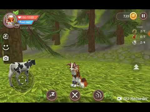 Download Wildcraft: Mystic fox skin, Noob vs Pro I think. Subscribe guys!!! 🐺🐂⚽Thx For whatching⚽🐂🐺!!!!!!