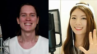 STEINS GATE OP - HACKING TO THE GATE (Full Cover) ┃ 라온&PelleK