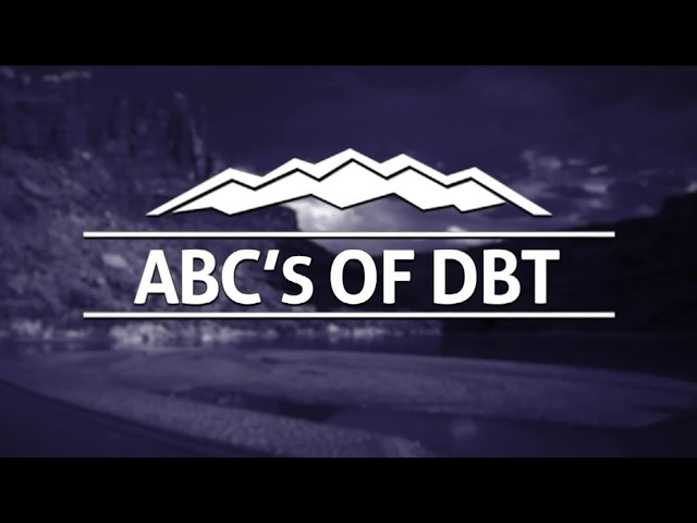 Elevations RTC - Intro and ABCs of DBT