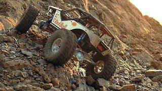 Axial Wraith Rock Crawling_#9