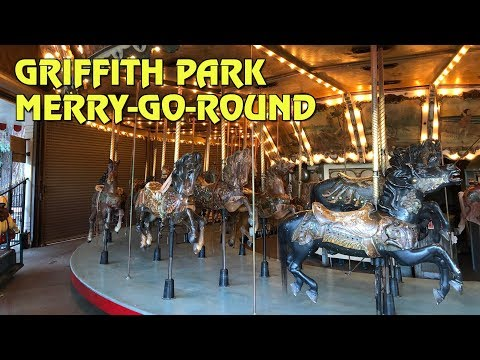 historic-griffith-park-merry-go-round-pov-in-los-angeles