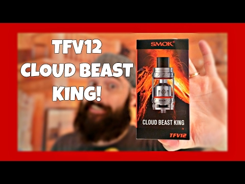 SMOK TFV12 Cloud Beast King! First Impressions!