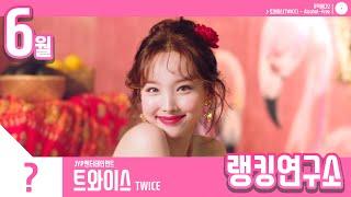 [랭킹연구소] 2021년 6월 걸그룹 순위 (여자아이돌 브랜드) | K-POP IDOL Girl Group …