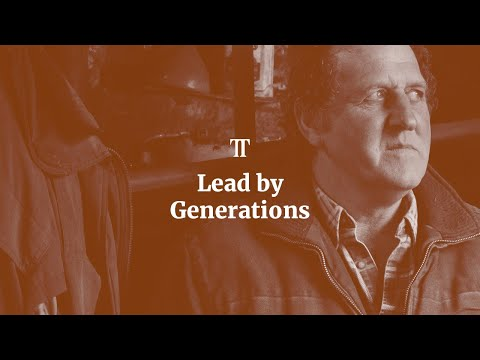 Lead By Generations | TRAIL TALES