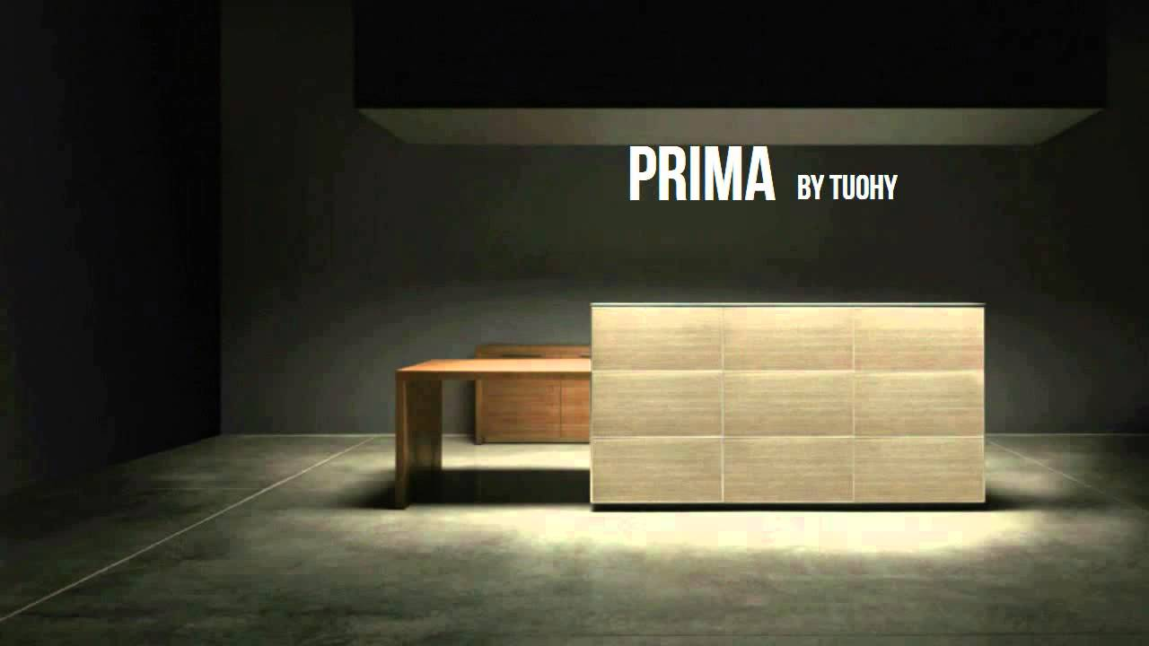 Prima Reception Station By Tuohy Furniture