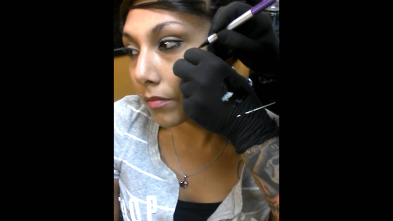 ef01ad652 Anti eyebrow piercing...firme copias tattoo and piercing studio. 1132  rayburn