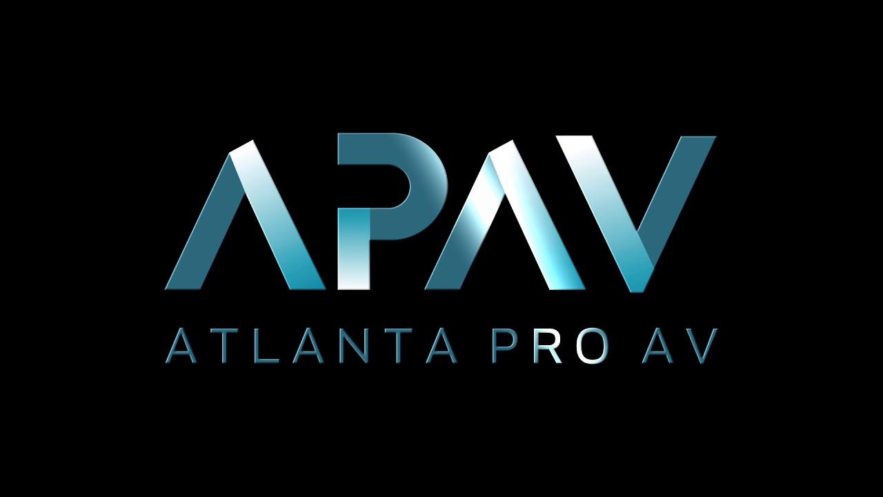 atlanta pro av light sweep logo youtube