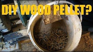 Diy Wood Pellet Machine For Pellet Stove