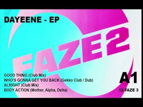 Dayeene - Good Thing (Club Mix) [HQ] (1/4)