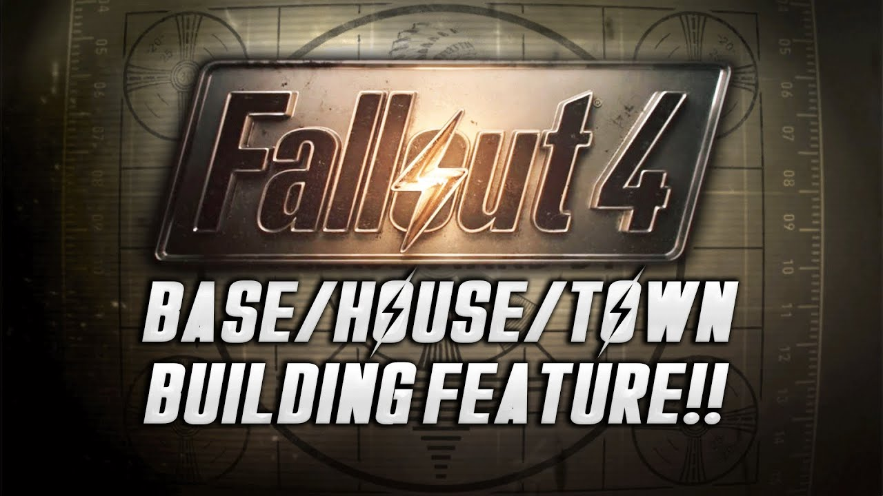 Fallout 4 building your own house youtube How to make your own house in fallout 3
