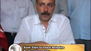 Saim Zileli Eceabat Belediye Başkanlığına Aday