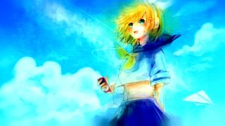 Download [Dixie Flatline] Blue Bicycle [Rin Kagamine] MP3 song and Music Video