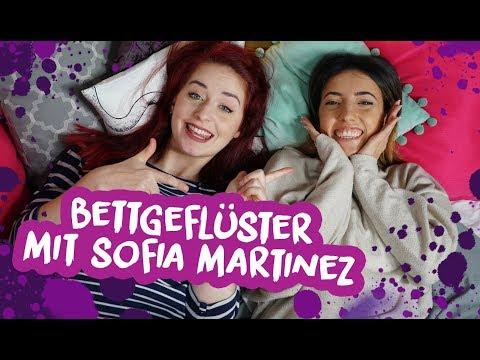 Sofia Martinez - Kleine Brüste, positive Vibes | Bettgeflüster I Bedside Stories