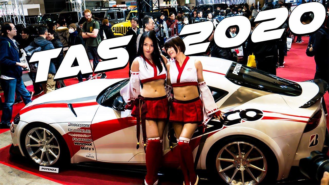 Download TOKYO AUTO SALON 2020 | ULTIMATE JDM CAR SHOW