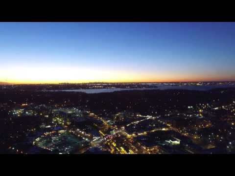 Phantom 3 Night Flight - Great Neck, NY