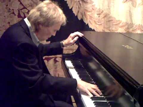 """Bolero"" by Ravel. Piano version improvised by Composer Pianist Peter Vamos"