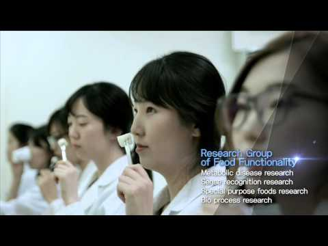 About Korea Food Research Institute