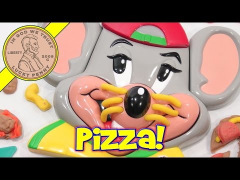 Play-Doh Chuck E. Cheese's Pizza Playset - Place Your Order!